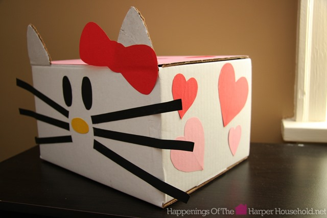 14 Cute Character Themed Valentine S Day Boxes Crafty Morning