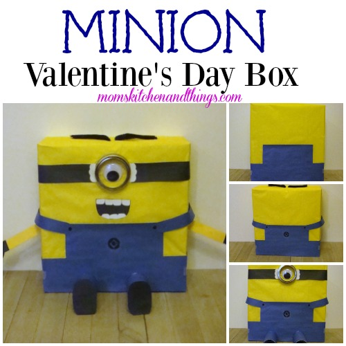 This Was Another Really Fun Box! It Was Super Easy As Well! And Who Doesnu0027t  Love Minions?